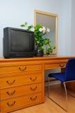 简单的客厅 免版税图库摄影