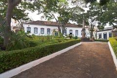 Βραζιλία που χτίζει τα ισ& Στοκ φωτογραφία με δικαίωμα ελεύθερης χρήσης