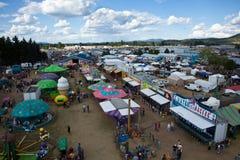 справедливый Айдахо северный Стоковое фото RF
