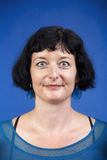 γυναίκα πορτρέτου Στοκ Φωτογραφίες