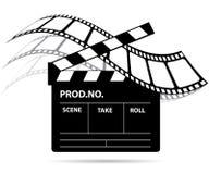 电影工业 免版税库存图片