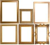 分类经典框架照片 库存照片