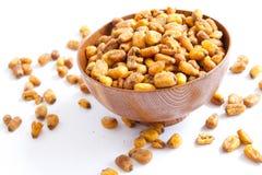 玉米谷物 免版税库存图片