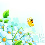ζωηρόχρωμο λουλούδι Στοκ Φωτογραφίες