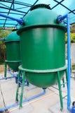 设备处理水 库存图片