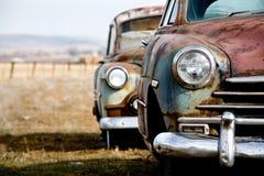 сбор винограда автомобиля Стоковые Фотографии RF