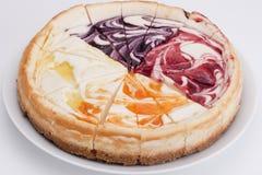 乳酪蛋糕 图库摄影