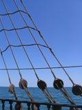 αρχαίο σκάφος Στοκ Φωτογραφία