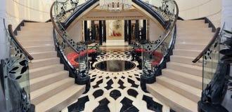 лестницы замока Стоковое Изображение RF