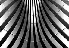 抽象铝背景银 库存照片
