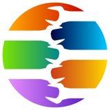 εργαλείο λογότυπων Στοκ εικόνες με δικαίωμα ελεύθερης χρήσης
