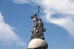 ・克里斯托弗哥伦布 免版税图库摄影