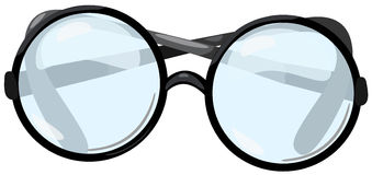 стекла глаза Стоковые Фото
