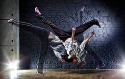 Νέος χορευτής γυναικών Στοκ Φωτογραφία