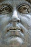 康斯坦丁我意大利罗马雕象 免版税库存图片