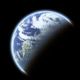 地球行星 免版税库存图片