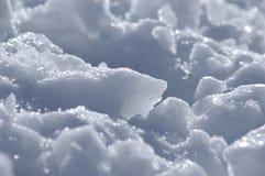 冰 免版税库存照片