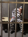 ένοχο άτομο Στοκ εικόνα με δικαίωμα ελεύθερης χρήσης