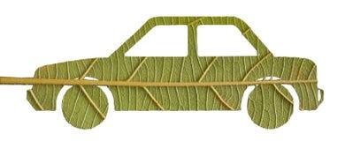 разрешение зеленого цвета автомобиля Стоковая Фотография RF