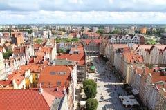 Γντανσκ Στοκ Εικόνες