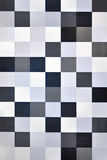 几何无缝的墙纸 库存图片