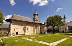 正统基督教会的修道院 免版税库存照片