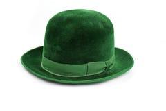 зеленый шлем Стоковое фото RF