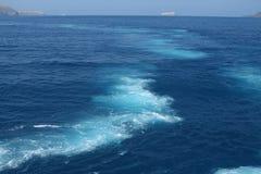 海运表面 库存图片
