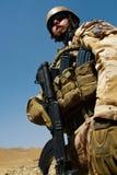 τσεχικός στρατιώτης του &A Στοκ Εικόνα