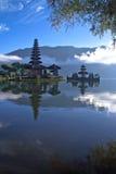 巴厘岛湖 免版税库存图片