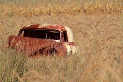 老汽车 免版税库存照片