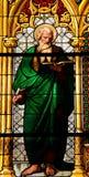 福音传教士马修圣徒 免版税库存照片