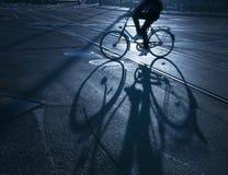 велосипедист Стоковое Изображение RF