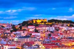 里斯本,葡萄牙 库存图片