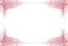 красный цвет граници крови Стоковое Изображение RF