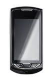 κινητή αφή τηλεφωνικής οθόν Στοκ Εικόνες