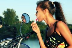 губная помада Стоковые Изображения RF