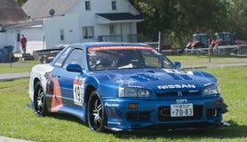 гонка автомобиля Стоковое Фото