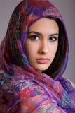 美丽的妇女年轻人 库存照片