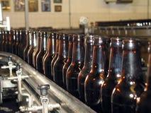 транспортер бутылки Стоковые Изображения RF