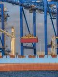 корабль грузового контейнера Стоковое Изображение