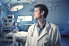 手术室 免版税库存照片