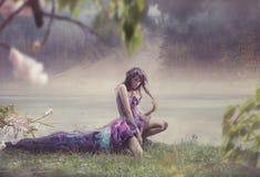 женщина красотки Стоковые Фотографии RF