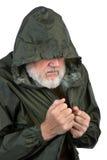 старший человека жалкий Стоковое Изображение RF