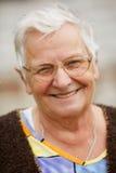 εύθυμο χαμόγελο Στοκ φωτογραφία με δικαίωμα ελεύθερης χρήσης