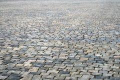 выстилка булыжника Стоковое Фото