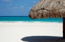 карибский взгляд Стоковая Фотография