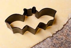 резец печенья летучей мыши Стоковое Изображение RF
