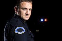 патруль ночи Стоковая Фотография RF