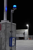 аварийная ситуация маяка Стоковая Фотография RF